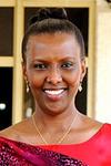 Hon. Valentine Rugwabiza's picture